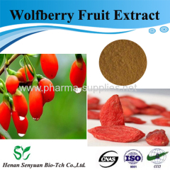 Fruit wolfberry extract powder sales price wholesale service OEM