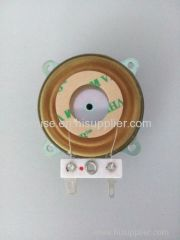 50mm flat Exciter Speaker 2*20W with 4 mounting holes