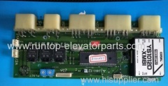 Elevator parts indicator PCB LHH-122B for Mitsubishi elevator