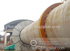 Environmentally friendly Rotary kiln incinerator