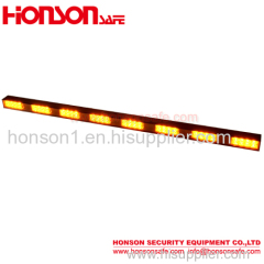 Amber Road Emergency Traffic Advisor lights / LED Directional Light Bar