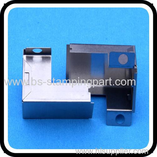 Precision RF shield can for pcb
