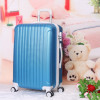 Factory Best Price High Quality ABS Luggage Bags Cases With Unuiversal Wheel