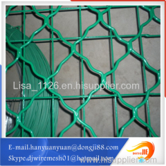 With free sample service Beautiful Grid Mesh for security protection