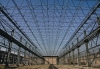 Space Frame System Steel Structure Roof