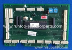 Elevator parts PCB P235701B000G02 for shanghai Mitsubishi