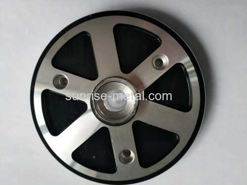 Aluminum Tire airless rim die casting parts