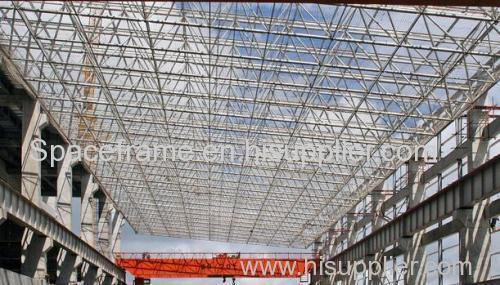 High Quality Steel Space Frame Roofing