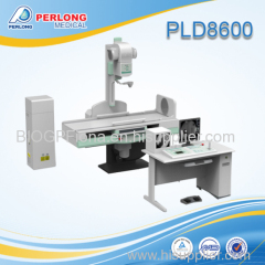 Medical imaging digital X-ray machine