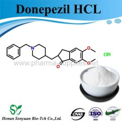 High Quality Donepezil HCL Powder sales price wholesale service OEM