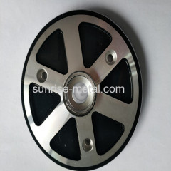 Aluminum Die Casting for Marine Parts