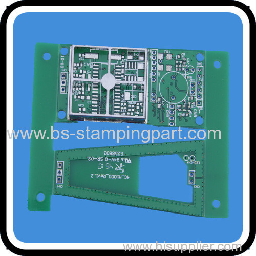 0.30mm mobile Copper nickel RF shielding case 0.3mm thickness screening can fence & frame