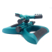 Plastic H base Lawn Water Spray Sprinkler