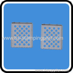 tinplate of metal cover plate and metal shielding case