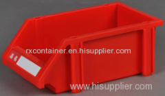 High qualty plastic combined storage bin