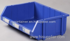 Cheap plastic spare parts storage bin