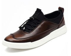 Lace up Men Leisure Shoes