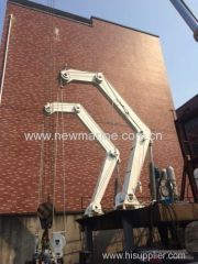 Hydraulic Luffing Arm Type Davits