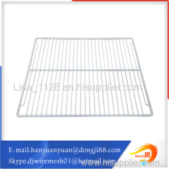 powder coated refrigerator parts food shelf Meet international standard