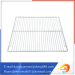 powder coated refrigerator parts food shelf With strong overseas support