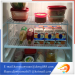 powder coated refrigerator parts food shelf wear-resisting and economical