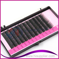 Best PriceTop Quality PBT Synthetic Fiber Lashes