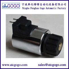 Medium temperature hydraulic servo electromagnetic coil 12v