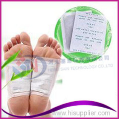 Winter health detox foot pads