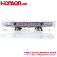 LED car emergency warning mini lightbar