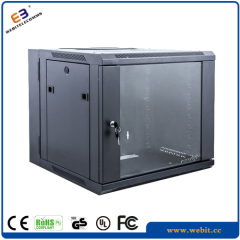 19'' double section wall mounted cabinet