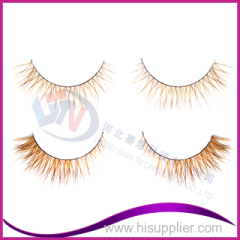 Latest Natural Fox Fur Eyelash
