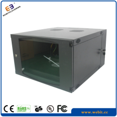 "19"" swing frame wall cabinet"
