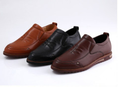Gentlemen Business Flat Shoes
