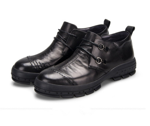 Black Color Men Climbing Shoes