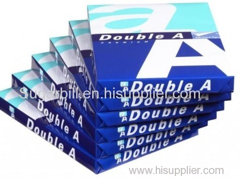 Excellent Quality Double a A4 Copy Paper A A4 Copy Paper 80gsm 75gsm and 70gsm
