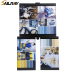 """5""""*7""""Leggy Horse New Style Acrylic PU Photo Frame/Picture Frame with 4 Piece Set"""