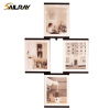 "8""*10""Leggy Horse New Style Acrylic PU Photo Frame/Picture Frame with 4 Piece Set"