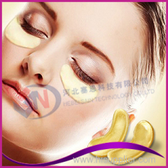 100% Golden Crystal Collagen Eye pad / eye patch