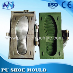 Wenzhou China pu shoe pouring mold