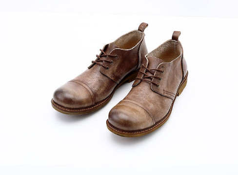 New Design Leather Men Shoes