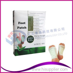 Effective Detox Foot Patch Natural Foot Pads