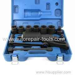 Torque Multiplier Set Wrench Lug Nut Labor Saving Lugnut Remover
