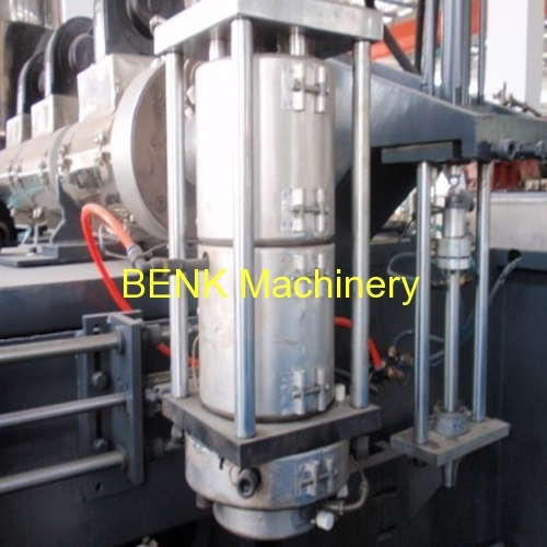 Benk Machinery China PP 4 gallon bottle injection blow moulding machine manufacture