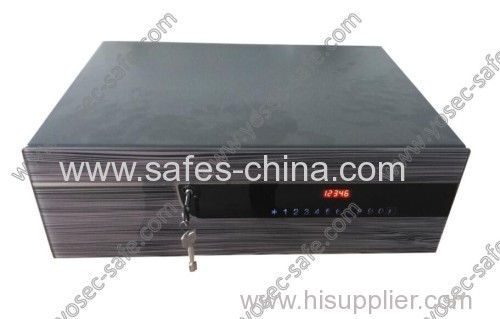 Front opening Security Digital Drawer Safe with touch screen lock ( HT-16EPT)