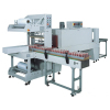 Automatic Wrapper bottle packing machine Heat Shrink Tunnel shrink machine