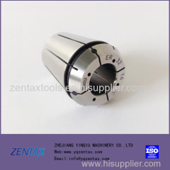Precision MANUFACTURE ER coolant collet with Rubber ER25FC collet