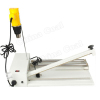 L Bar Plastic Bag Sealer With Shrink Heat Gun impulse sealer plastic sealer plastic bag sealer