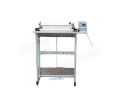 Foot Impulse Heat Sealer Machine with Cutter pedal sealer foot sealing machine foot impulse sealer