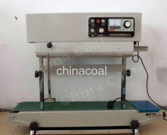 Vertical Continuous Band Sealer with Solid-Ink Coding band sealer vertical band sealer