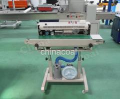 Nitrogen Flush Continuous Band Sealer band sealer continuous band sealer nitrogen flush band sealer